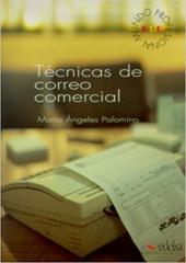 Tecnicas De Correo Comercial: Libro - фото обкладинки книги
