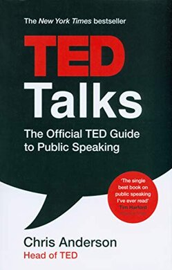 TED Talks: The Official TED Guide to Public Speaking - фото книги
