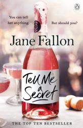 Tell Me a Secret - фото обкладинки книги
