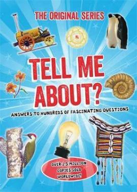Tell Me About? - фото книги