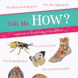 Tell Me How? - фото книги