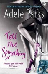 Tell Me Something - фото обкладинки книги