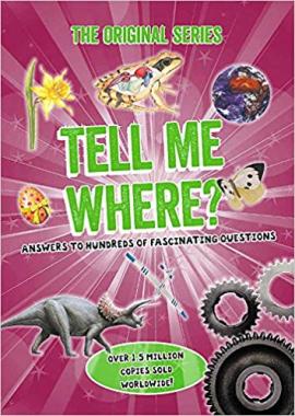 Tell Me Where? - фото книги
