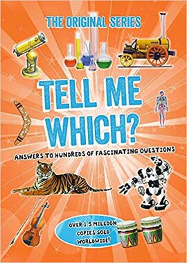 Tell Me Which? - фото книги