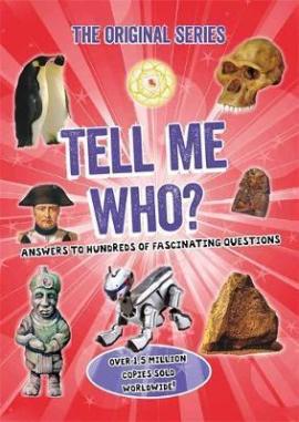 Tell Me Who? - фото книги