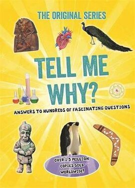 Tell Me Why? - фото книги