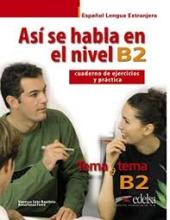 Tema a tema - Curso de conversacion : Libro del alumno (B2) - фото обкладинки книги