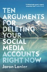 Ten Arguments For Deleting Your Social Media Accounts Right Now - фото обкладинки книги