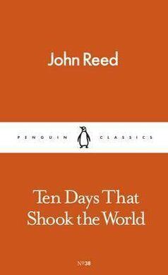 Книга Ten Days That Shook the World