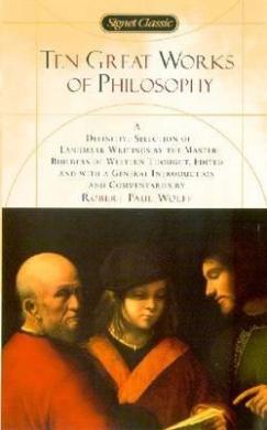 Книга Ten Great Works of Philosophy