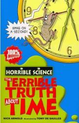Terrible Truth About Time - фото обкладинки книги