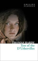 Tess of the D'Urbervilles. Collins Classics - фото обкладинки книги