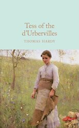 Tess of the d'Urbervilles. Macmillan Collector's Library - фото обкладинки книги