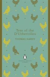 Tess of the D'Urbervilles. Penguin English Library - фото обкладинки книги