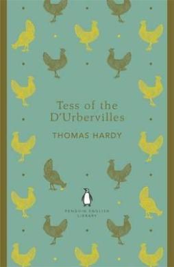 Tess of the D'Urbervilles. Penguin English Library - фото книги