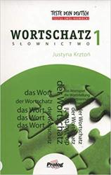 TESTE DEIN DEUTSCH Wortschatz 1 - фото обкладинки книги