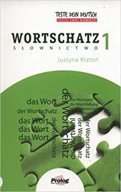 TESTE DEIN DEUTSCH Wortschatz 1 - фото книги