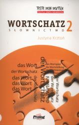 TESTE DEIN DEUTSCH Wortschatz 2 - фото обкладинки книги