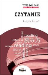 Testuj Swoj Polski: Czytanie - фото обкладинки книги