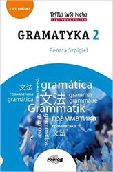 Testuj Swoj Polski Gramatyka 2 - фото обкладинки книги