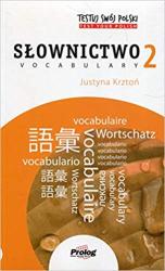 Testuj Swoj Polski - Slownictwo 2 - фото обкладинки книги