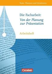Texte, Themen und Strukturen. Von der Planung zur Prsentation - фото обкладинки книги