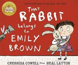That Rabbit Belongs To Emily Brown - фото книги