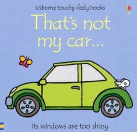 That's Not My Car - фото книги