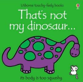 That's Not My Dinosaur - фото книги