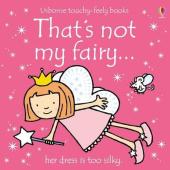 That's Not My Fairy - фото обкладинки книги