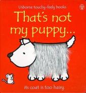 That's Not My Puppy - фото обкладинки книги