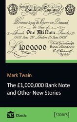 The 1,000,000 Bank Note and Other New Stories - фото обкладинки книги