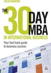 The 30 Day MBA in International Business: Your Fast Track Guide to Business Success - фото обкладинки книги