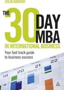 The 30 Day MBA in International Business: Your Fast Track Guide to Business Success - фото книги