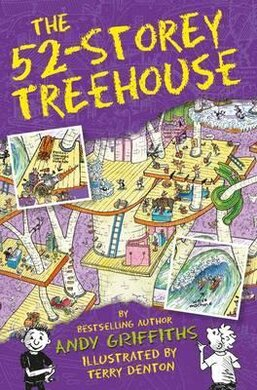 The 52-Storey Treehouse - фото книги