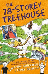 Книга The 78-Storey Treehouse