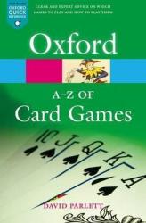 The A-Z of Card Games - фото обкладинки книги