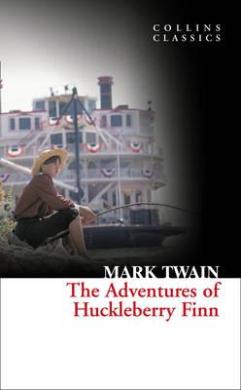 The Adventures Of Huckleberry Finn - фото книги