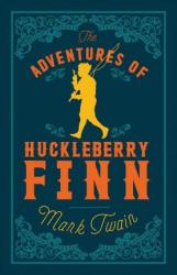 The Adventures of Huckleberry Finn - фото обкладинки книги