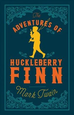 The Adventures of Huckleberry Finn - фото книги