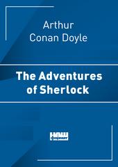 The Adventures of Sherlock Holmes - фото обкладинки книги