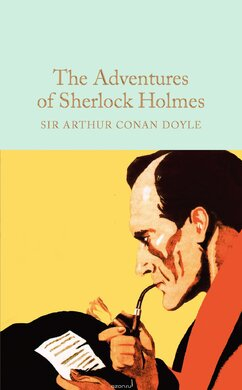 The Adventures of Sherlock Holmes - фото книги