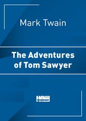 The Adventures of Tom Sawyer - фото обкладинки книги