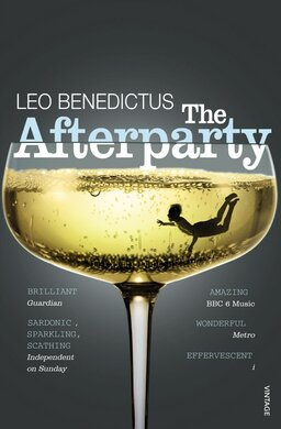 Книга The Afterparty