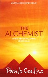 The Alchemist - фото обкладинки книги