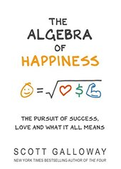 The Algebra of Happiness: The pursuit of success, love and what it all means - фото обкладинки книги