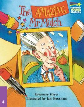 The Amazing Mr Mulch ELT Edition - фото книги