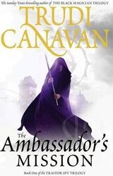 The Ambassador's Mission : Book 1 of the Traitor Spy - фото обкладинки книги