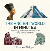The Ancient World in Minutes - фото обкладинки книги