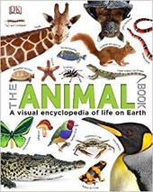 The Animal Book : A Visual Encyclopedia of Life on Earth - фото обкладинки книги